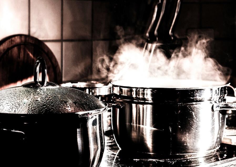 kitchen steam