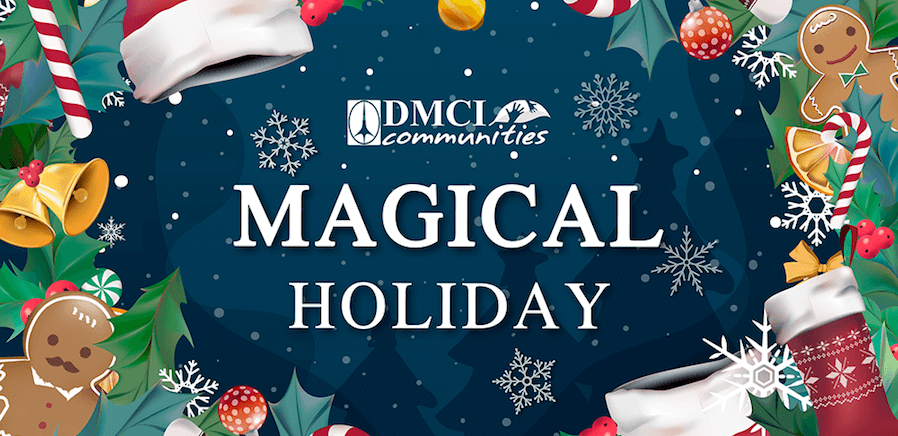 DMCI Magical-Christmas-Poster