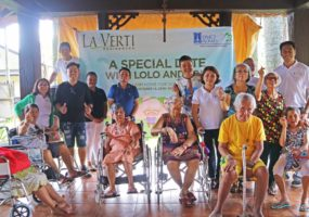 "La Verti Residences ""A Special Date with Lolo and Lola"""