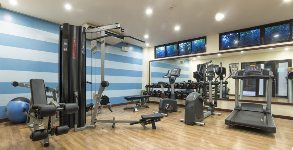 Shed those pounds away in the comfort of your own home. Photo courtesy of DMCI Homes