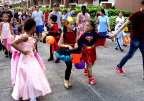 IN PHOTOS: Communities' Halloween Celebration 2018