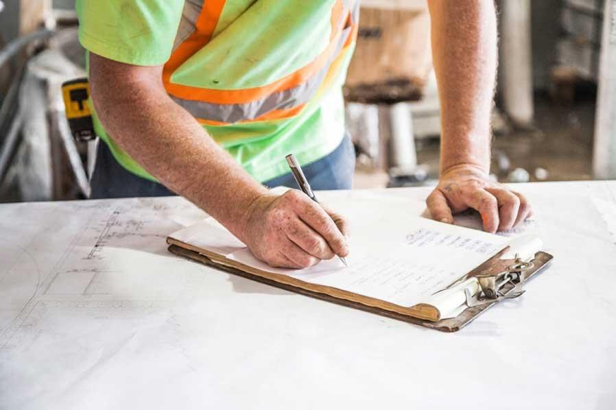 secure renovate permits
