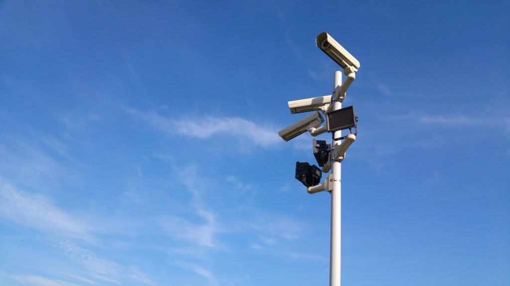 safety security cameras community