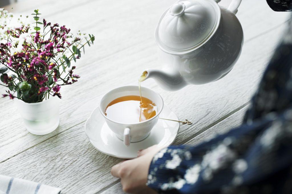tea time lovers