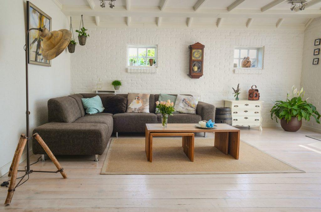 furniture rearrange living room
