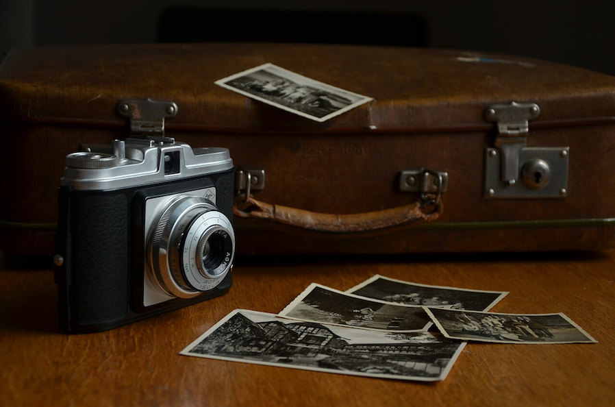 gift wrapping ideas for photographers
