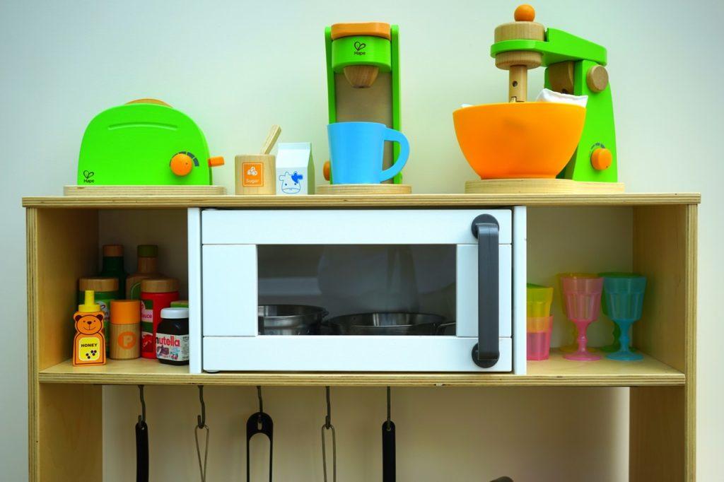 miscellanous items microwave