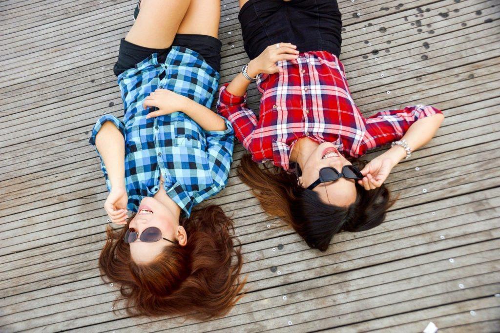 spend time close friends