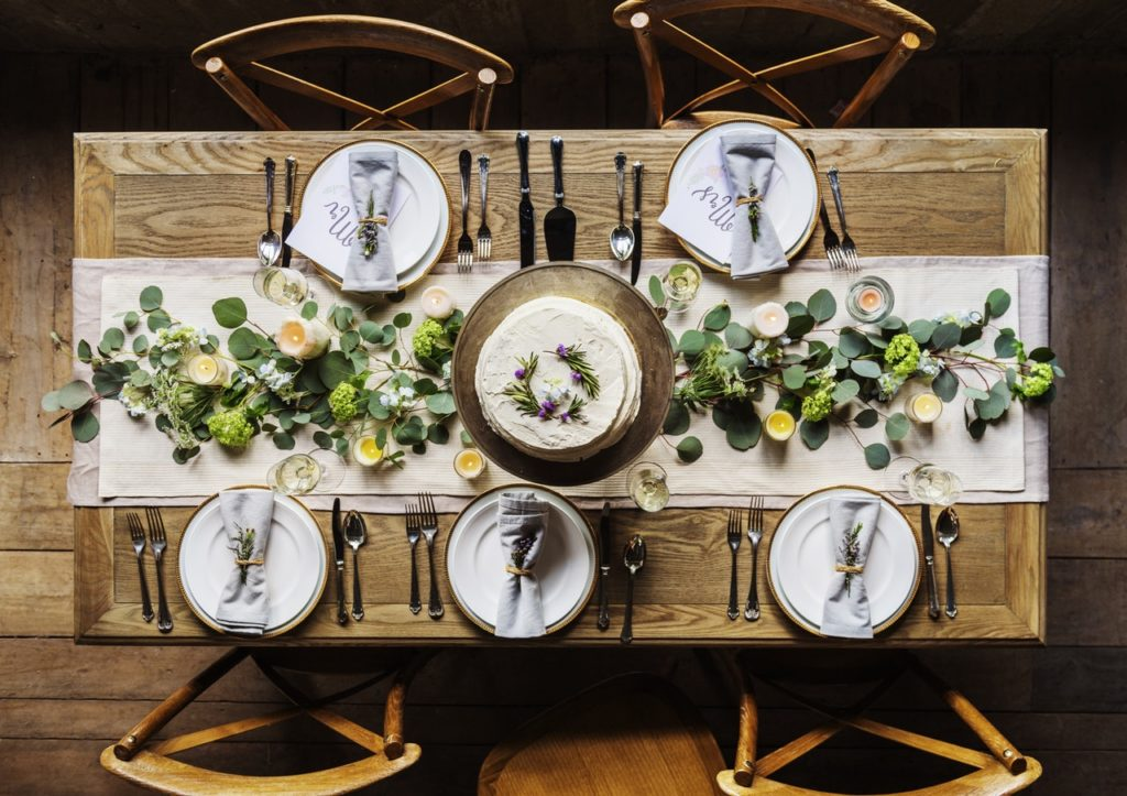 table taisui decoration
