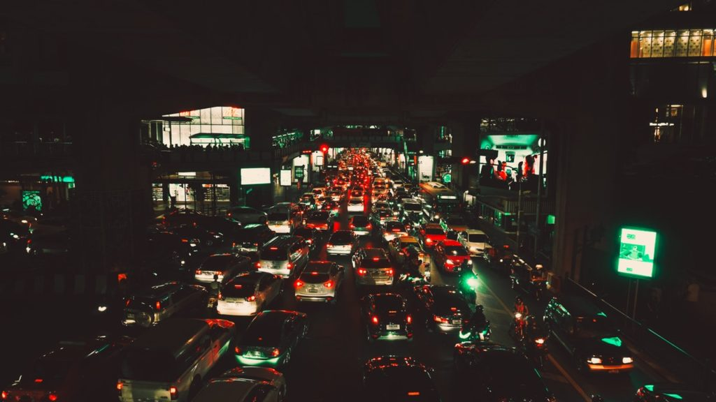 traffic jam philippines