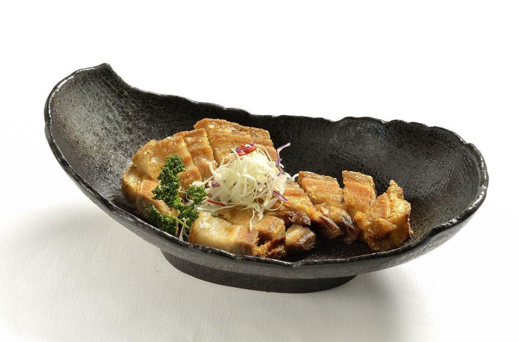 lechon kawali filipino cuisine