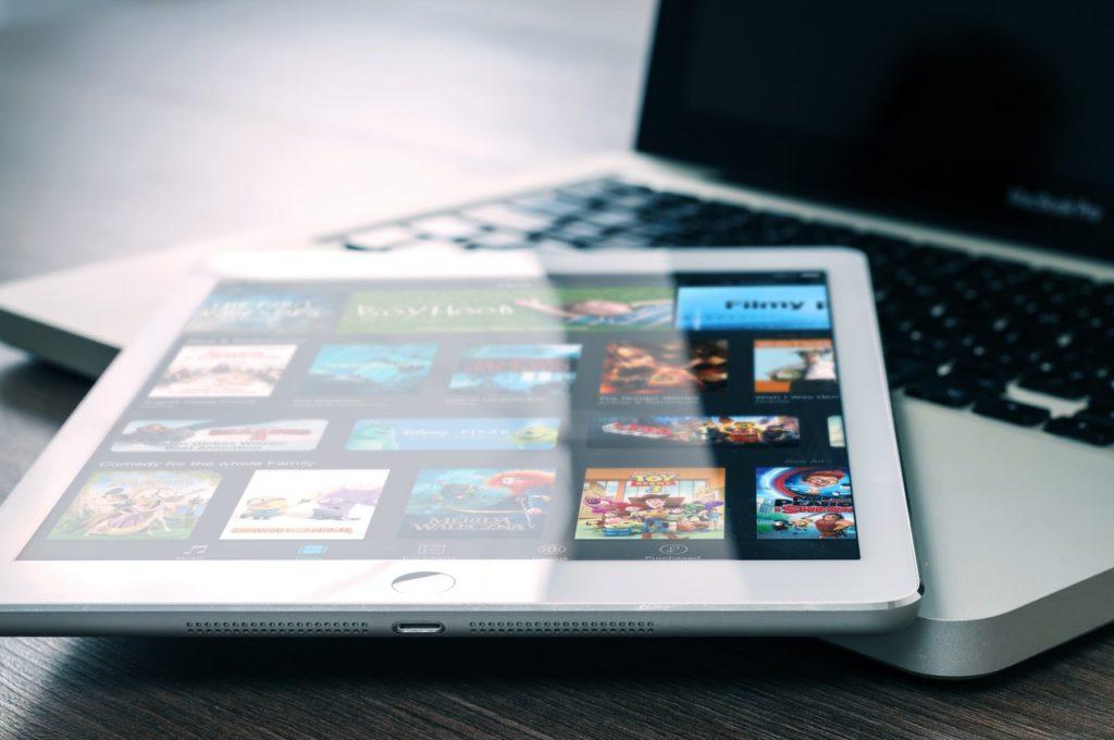 watch netflix tablet