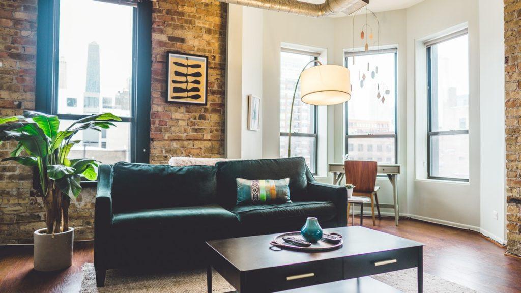 apartment chair