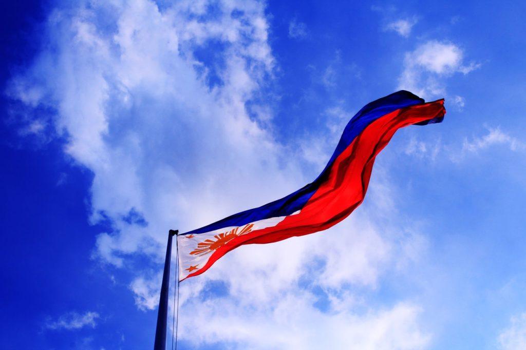 sky philippine flag