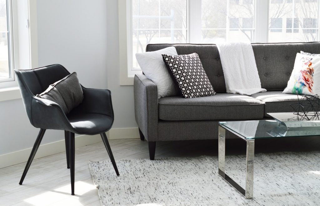 sofa living room comfy