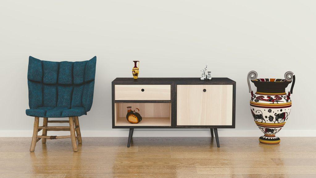 statement room furniture