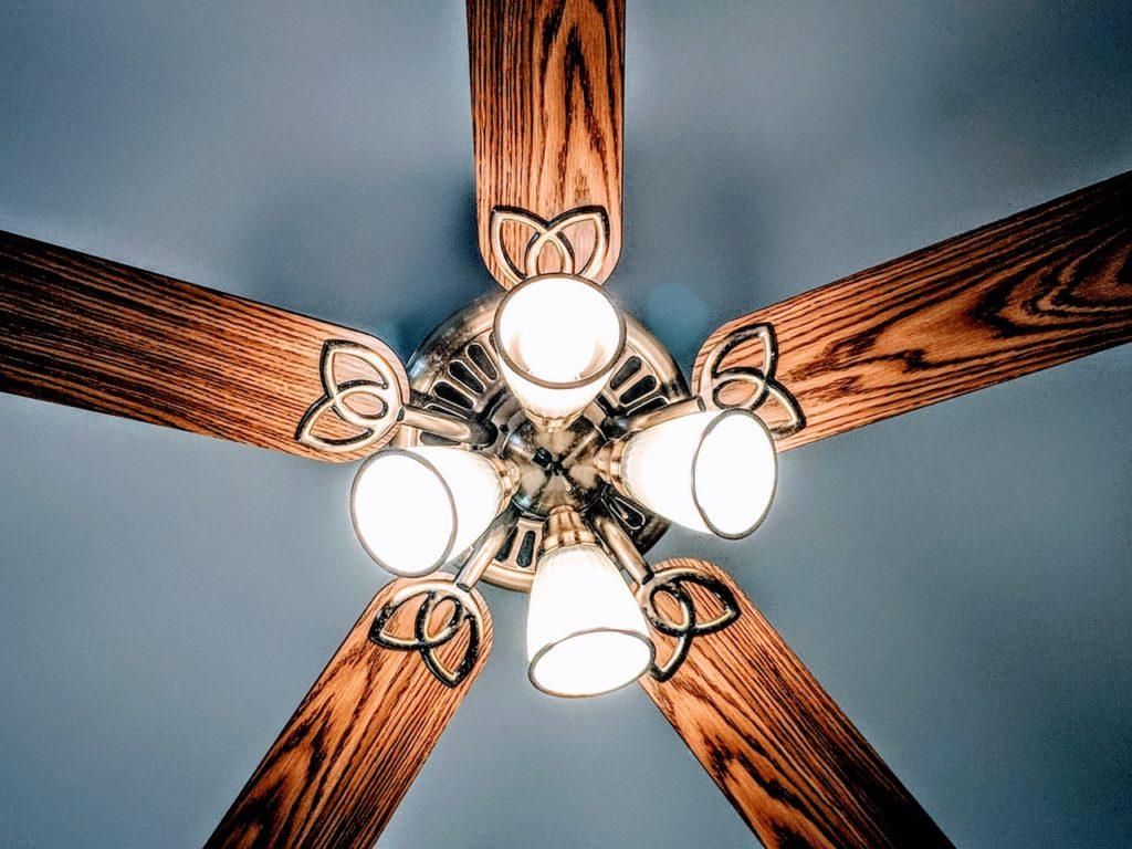 art ceiling fan