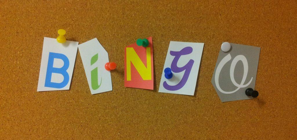 bingo letters