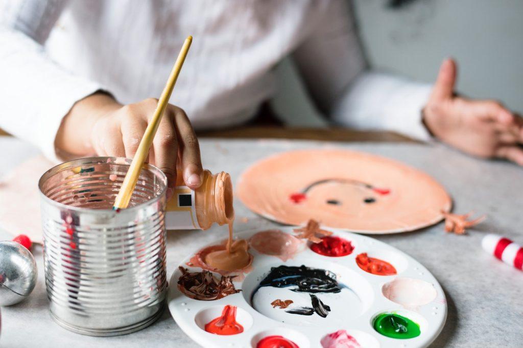 activity art paint