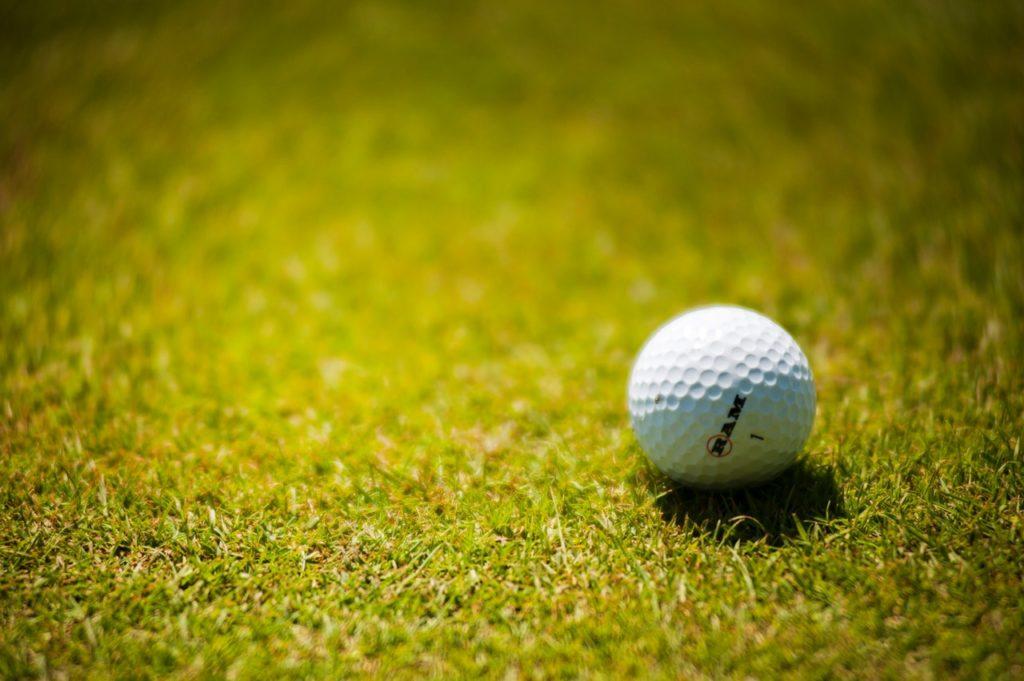 ball field golf