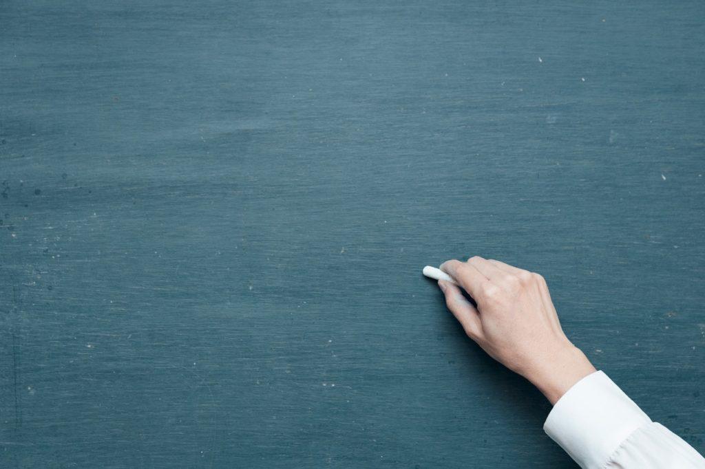 blackboard chalk board