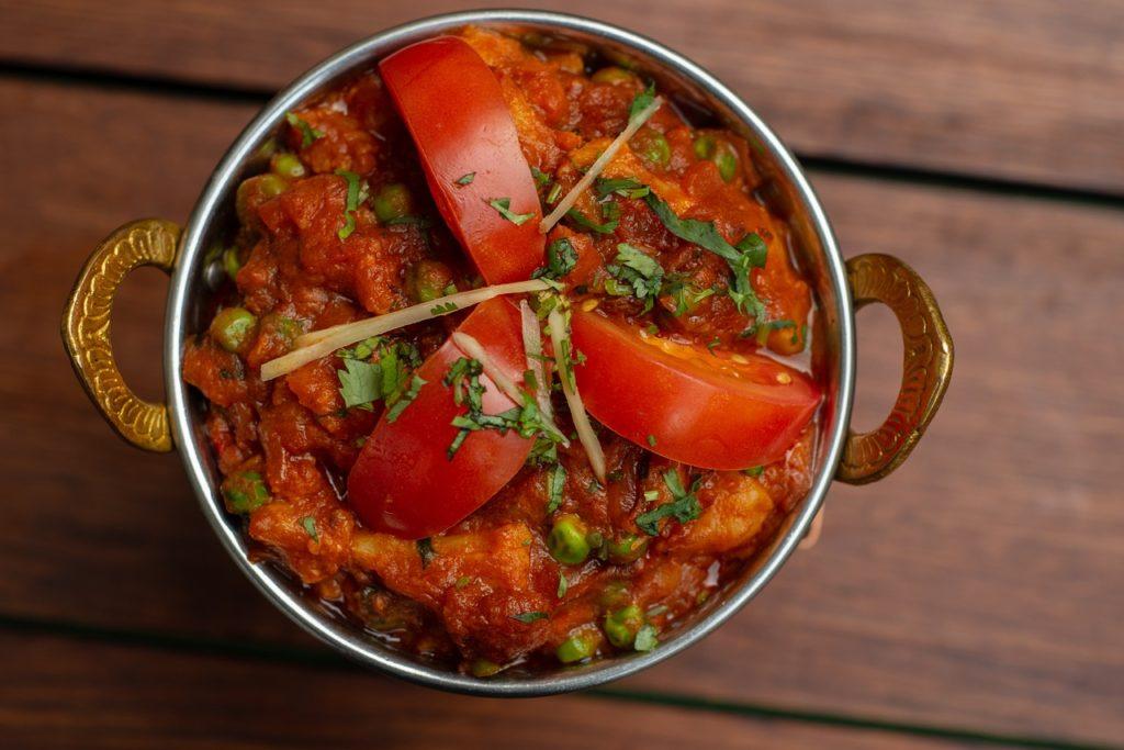 great britain national dish chicken tikka masala