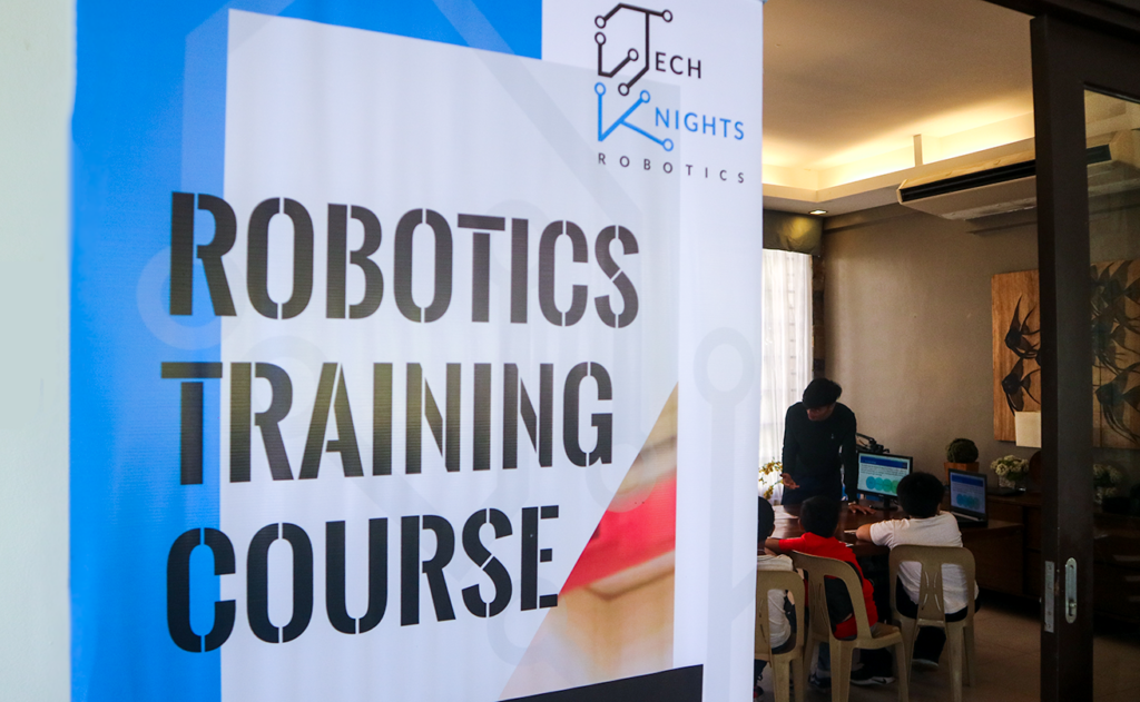 The course was delivered by TechKnihgts Robotics' Program Creator and Director, Mr. James Ryan Duque.