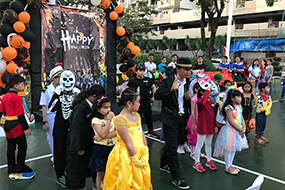 IN PHOTOS: COMMUNITIES' SPOOKTACULAR HALLOWEEN CELEBRATION