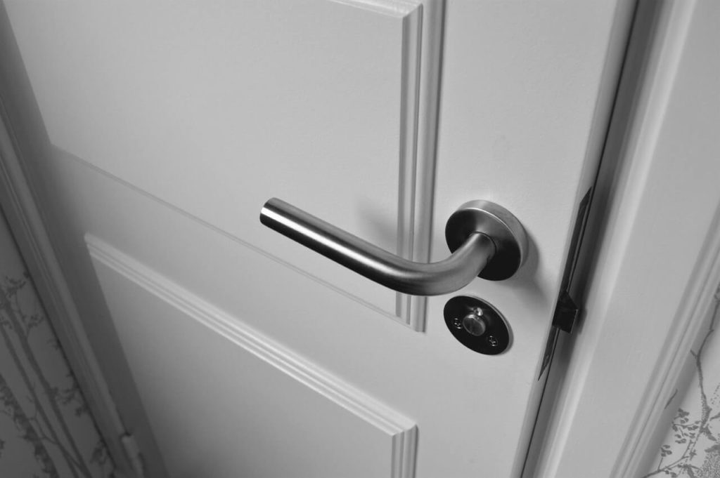 ditch doorknob lever handles
