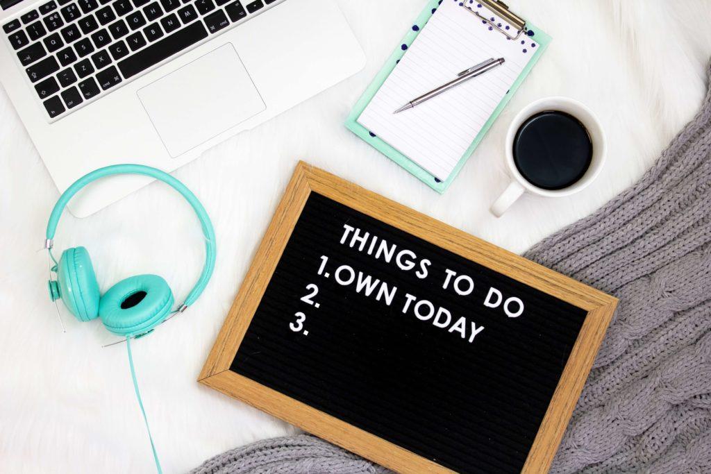 set work goals