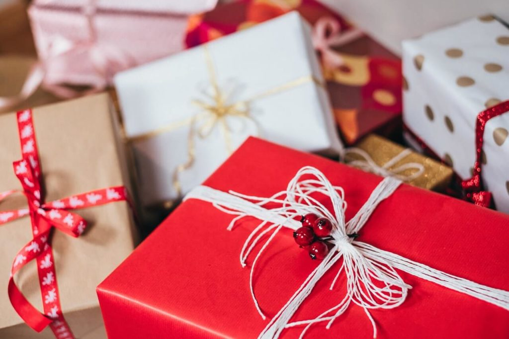 stack gifts