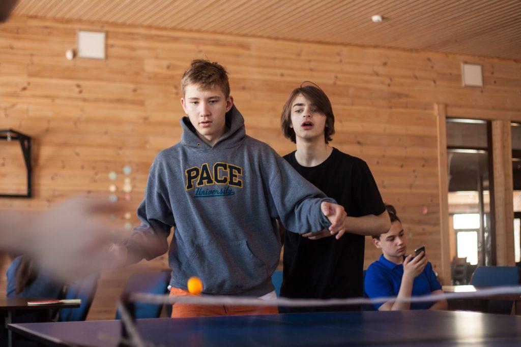 play pingpong