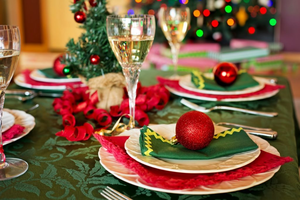 Easy DIY Tips to Turn Your Condo Into a Christmas Party Venue
