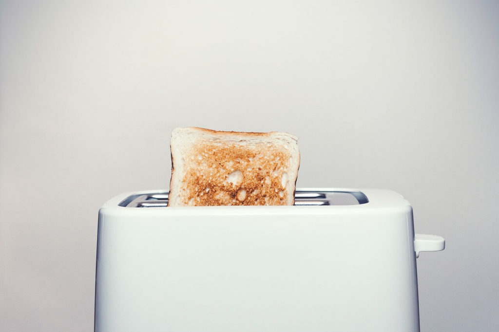 energy efficient toasters