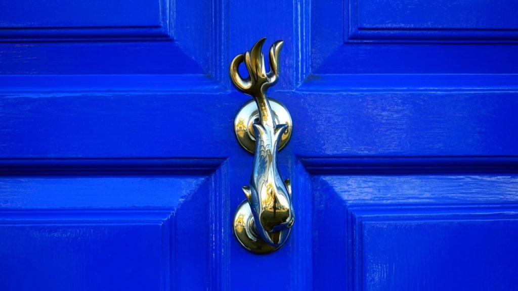 spice up your doorknobs