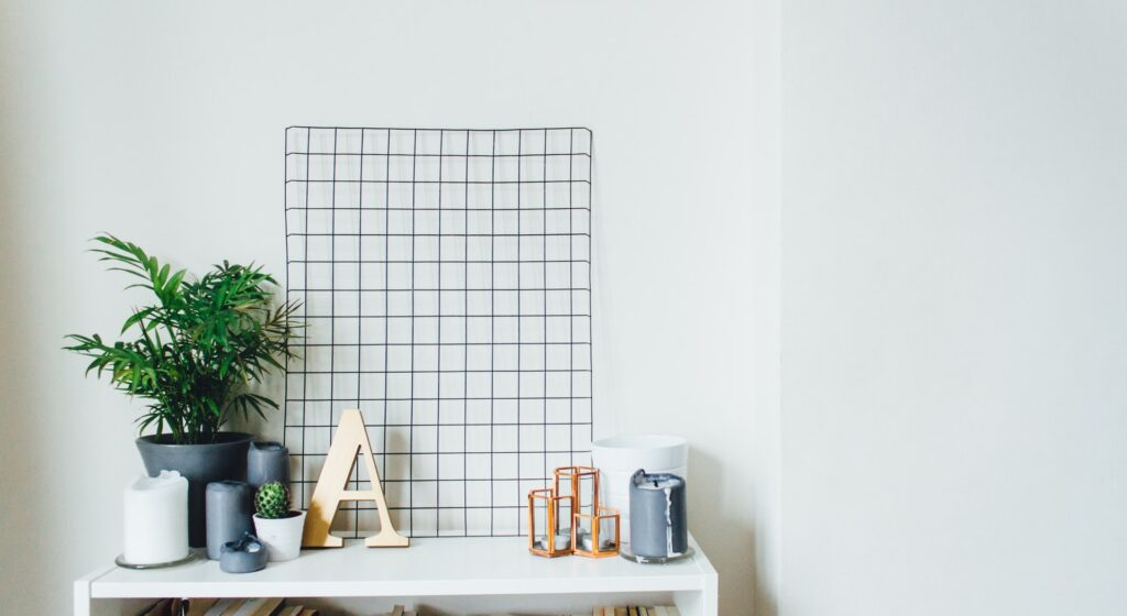 table minimalist