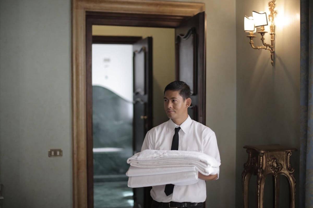 World-class hospitality